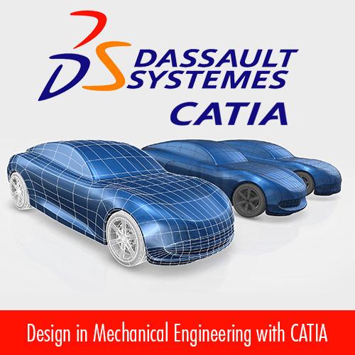 طراحی در مهندسی مکانیک با CATIA
