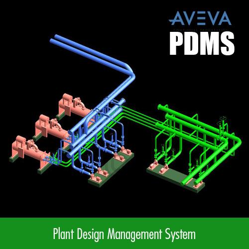 مرجع کامل طراحی PLANT با PDMS