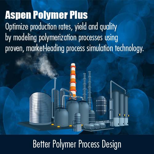 شبیهسازی فرآیندهای پلیمری با Aspen Polymer Plus