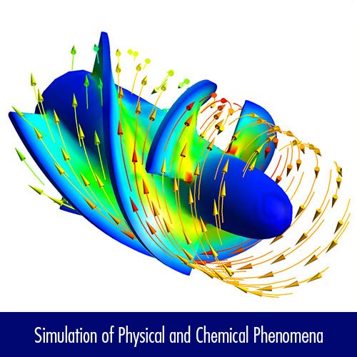 شبیه سازی پدیده های فیزیکی و شیمیایی با GAMBIT ،FLUENT و ++C