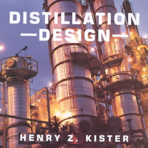 ترجمه کتاب Distillation Design by Henry Z. Kister